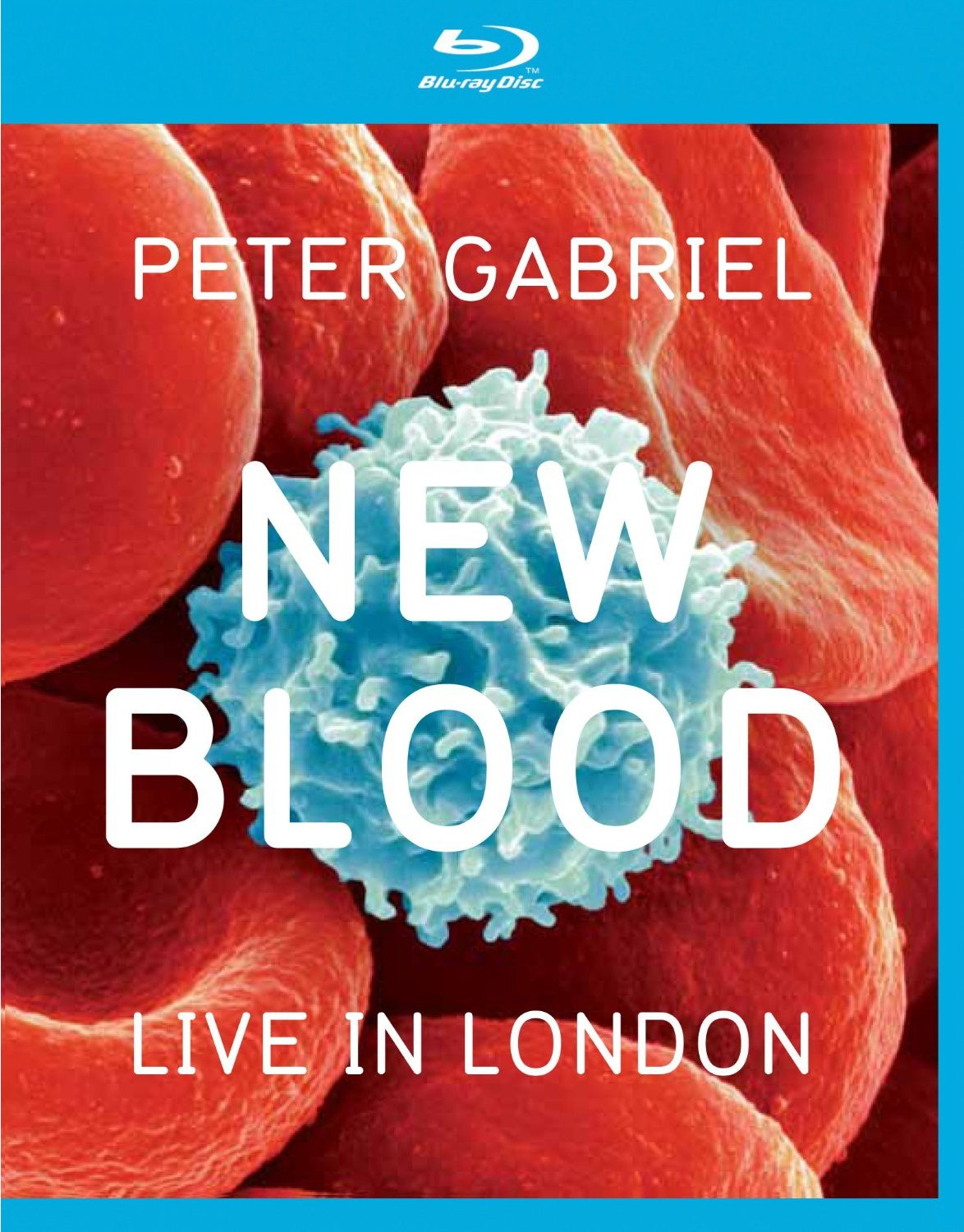 Peter Gabriel > New Blood Live In London