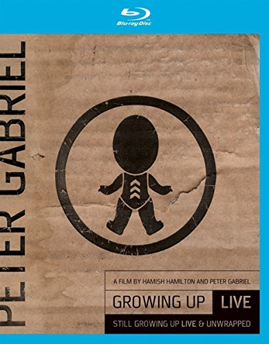 Peter Gabriel > Growing Up Live / Still Growing Up Live & Unwrapped
