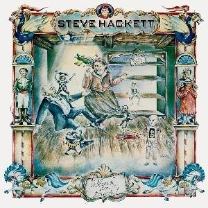 Steve Hackett > Please Don't Touch