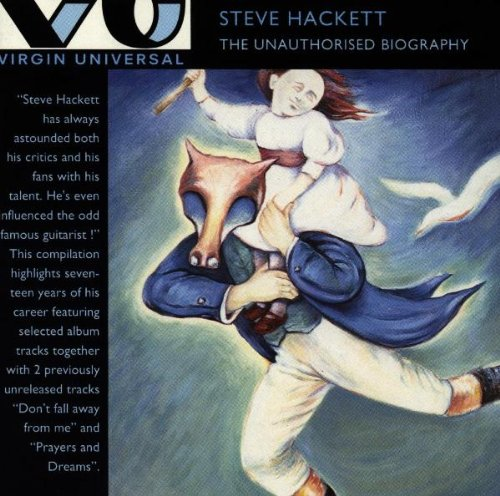 Steve Hackett > The Unauthorised Biography