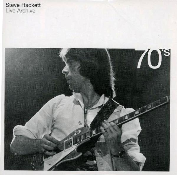 Steve Hackett > Live Archive 70's Newcastle