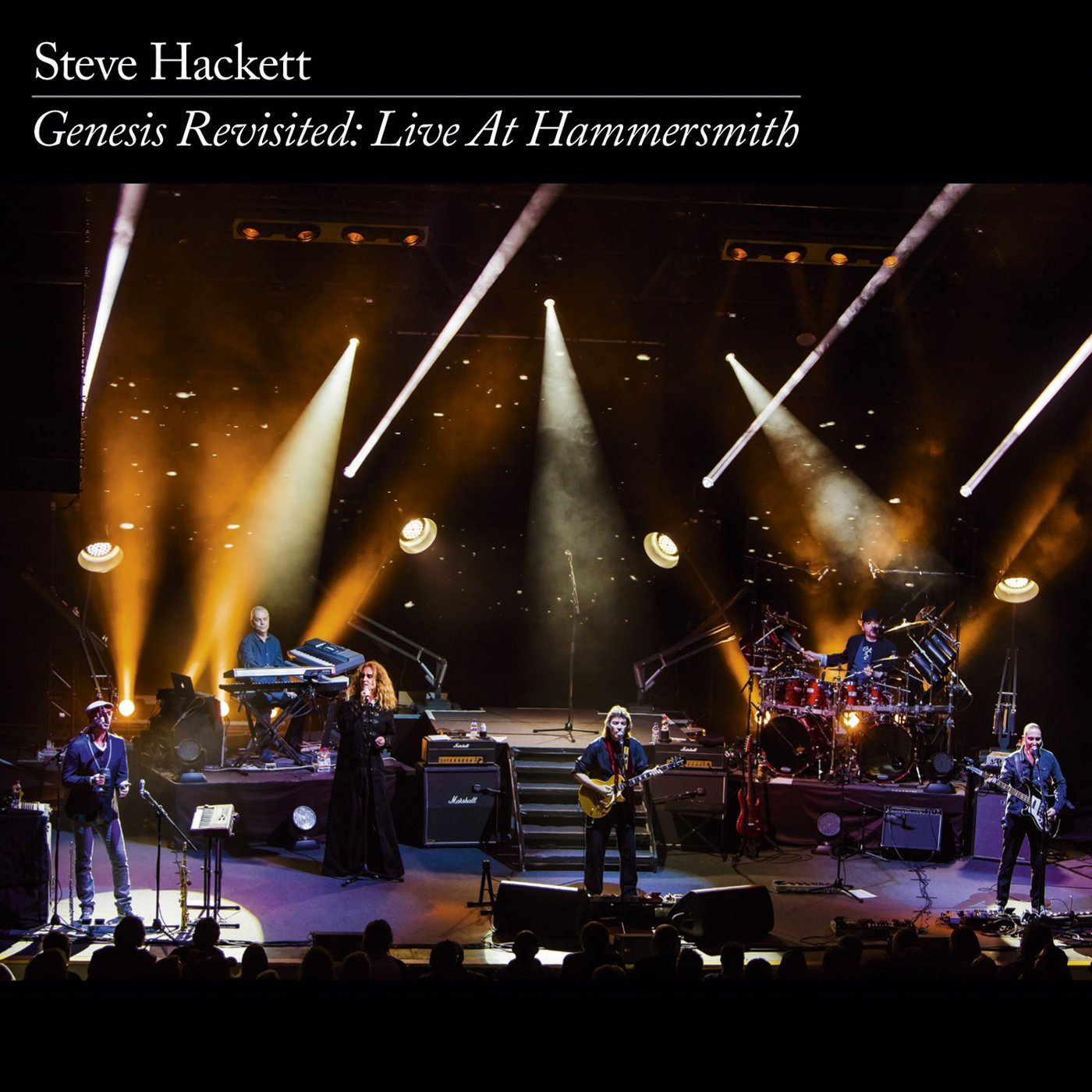 Steve Hackett > Genesis Revisited : Live At Hammersmith
