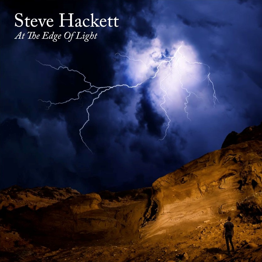Steve Hackett > At The Edge Of Light