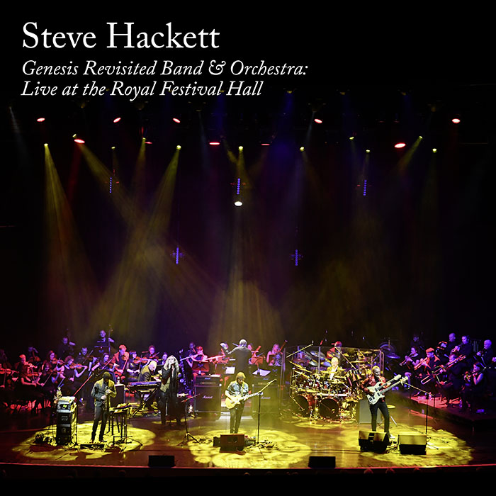 Steve Hackett > Genesis Revisited Band & Orchestra: Live at the Royal Festival Hall