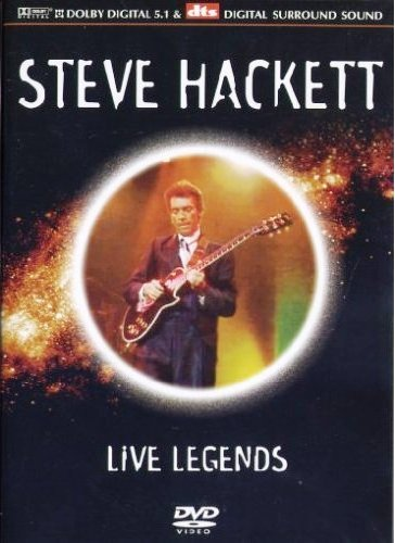 Steve Hackett > Live Legends