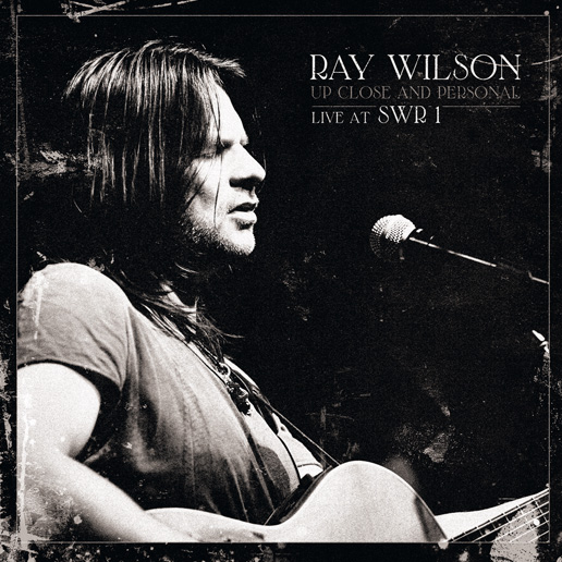 Ray Wilson > Up Close And Personal