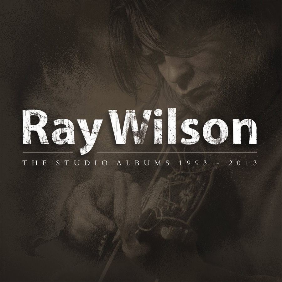 Ray Wilson > The Studio Albums